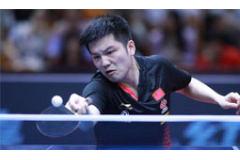 2019乒乓球亚锦赛单项签表:樊振东林高远同区 丁宁或遇平野
