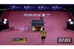 2019乒乓球亚锦赛比赛视频手机观看:王楚钦VSPoh Shao Feng