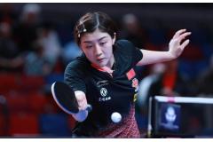 2019德国乒乓球公开赛11日战况:樊振东胜王楚钦 梁靖崑胜于子洋