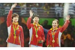 2020奥运途中的刘诗雯 依然残酷,依然幸福