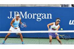2020(美网)美国网球公开赛 徐一璠组合横扫对手 晋级女双四强