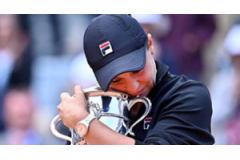 2020法网(法国网球公开赛)排名世界第一巴蒂因疫情退出