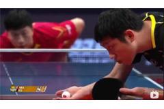 2020乒聯總決賽男單半決賽比賽視頻:馬龍vs許昕 手機在線看