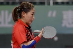 2021全运会乒乓球资格赛落幕 女团形势明朗男团竞争惨烈