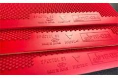 VICTAS全新S1、S2、S3生胶套胶试打评测对比