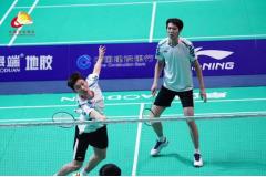 2021全运会羽毛球资格赛:石宇奇率江苏三连胜 北京无缘小组出线