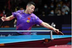 2021奥运会模拟赛:许昕2-3不敌16岁选手林诗栋 樊振东孙颖莎获胜