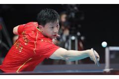 2021奥运乒乓球模拟赛:马龙不敌周启豪 无缘决赛