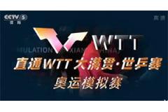 2021直通WTT大满贯·世乒赛乒乓球比赛视频:朱雨玲vs王艺迪