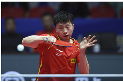 2021奥运会乒乓球模拟赛 马龙不敌徐晨皓 无缘男单四强