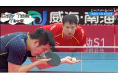 2021东京奥运会国乒热身赛比赛视频:樊振东vs周雨