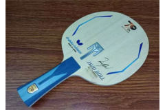 蝴蝶波尔70、超张70、V码Vis、猛36.5高端乒乓球底板试打简评对比