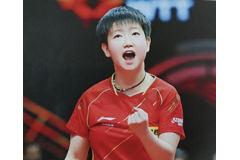 2021东京奥运会乒乓球星:珍惜无畏--孙颖莎