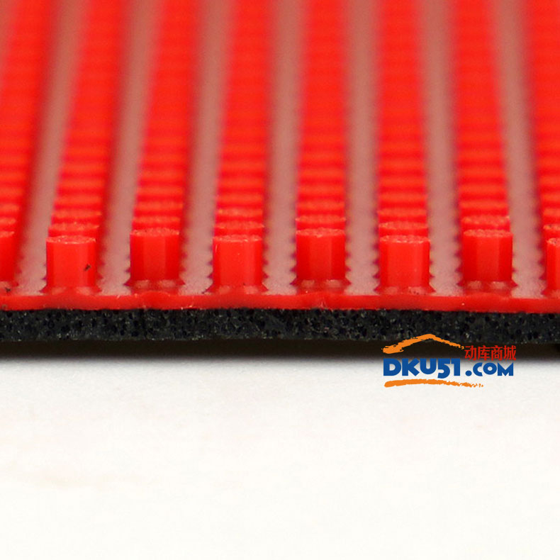XIOM骄猛唯佳LPO VEGA LPO 79-046乒乓球长胶套胶(防弧效果完美)