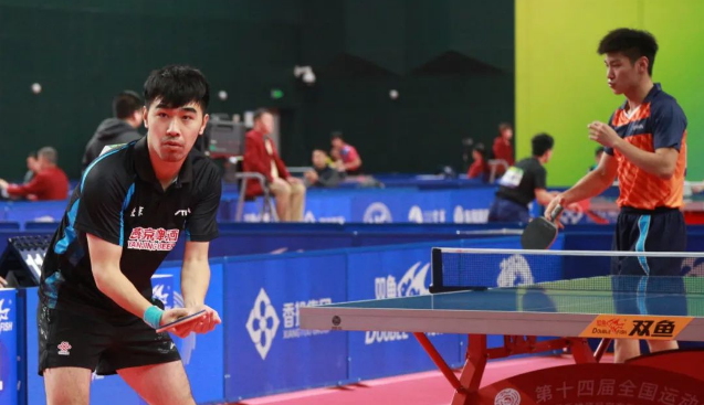 2021乒乓球全运会男单晋级正赛名单:周雨闯关赵子豪无缘