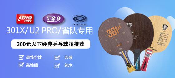 300元以下高性價比乒乓球底板推薦
